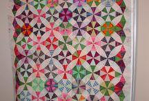 Quilts---Kaleidoscope OBW