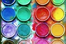 ART ED - colour / by Sophie Elizabeth