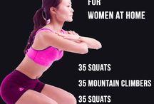Fitnes Egzersizleri