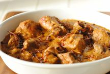 Indian Chicken Recipes / A selection of Indian chicken recipes like chicken tikka masala, butter chicken, tandoori chicken, chicken korma and more that are guaranteed to satisfy the pickiest of palates. Perfect for dinner!