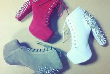 shoes / by jacquelene