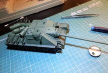 SU-100 Model