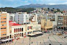 Πάτρας-Greece Πλατεία Γεωργίου Α (εχθές και σήμερα)
