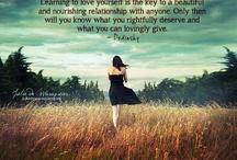 Beautiful words of wisdom / by Jennifer McPeek Follin