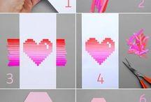 Paper / quilling, origami, papiroflexia...