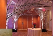 Transformations / Well known Floral & Event designer Kristina Valdmaa's recent Event Space Transformations