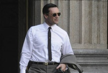 Mad Men / This is a great show and I love their style!