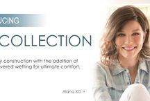 Introducing the NEW XO COLLECTION BY AMORE!!! / Amore quality construction with the addition of soft fabric covered wefting for ultimate comfort.