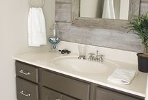 Bathroom Ideas / by Amber Montague