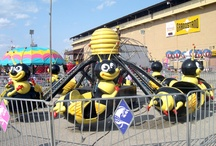 EX and  carnival rides and games Taya likes