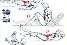 Antrenamente abdomen