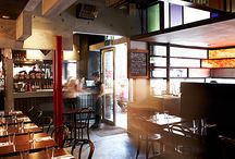 cafes and bars to visit