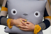 Totoro & Studio Ghibli / The wonderful world of Hayao Miyazaki! / by Jessica Pennington