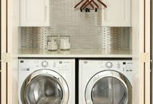 Laundry Rooms / by Stephani Calhoun