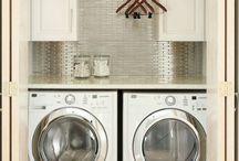 Ideas de construccion / Ideas para la lavanderia