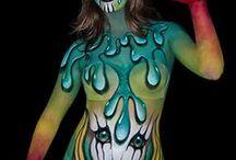 Face Paint Artist: Matteo Arfanotti