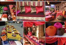 Moroccan Nights Event Theme
