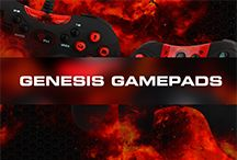 Genesis Gamepads / Genesis Gamepads