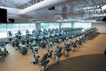 Commercial Gyms / A few commercial gym projects.