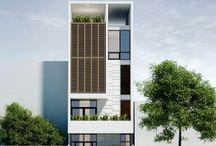 Thiết kế Kiến trúc / Hình ảnh những dự án Thiết kế kiến trúc biệt thự, nhà phố, nhà cao tầng được thực hiện bởi Công ty kiến trúc thế giới Archiworld. Tham khảo thông tin chi tiết tại website: http://kientructhegioi.com/