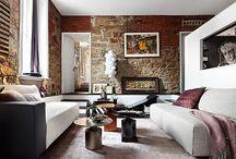 Obývací pokoje / Bydlení je hra