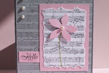 handmade cards / by cindy c.