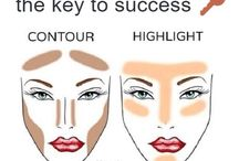 Make-up for beginners