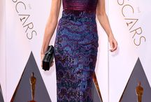 The Oscars Red Carpet Dresses 2016 / The Best 2016 Red Carpet Oscar Dresses