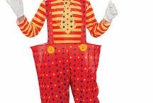 Clown ideas for parade