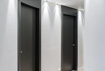 peinture portes