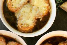 Soups / by Lisa Antico-Digiacomo
