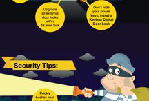 Security Tips and Advice / Yale offers a wide range of security products. Protect your valuables and your loved ones.