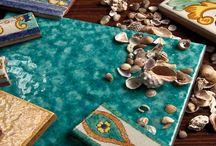 Vietri Antico - collezione mediterranea / collezione mediterranea | ceramica Vietri Antico