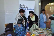 Cărţile s-au întors acasă / (campanie Târgul de Carte Gaudeamus – Radio România de la Craiova)