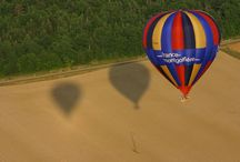 Champagne balloon flights / Pop a cork or two and discover this region. What a better way to see these famous Champagne vines.