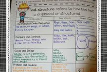 comprehension notebook / interactive notebook ideas for reading comprehension. / by Renee Tyms