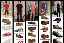 Fashion Accesories Tips / Tips on what shoes to wear to different ways of tying a tie