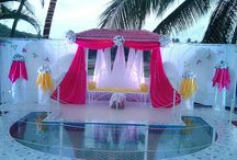 dos equis exotic lounge  open air venue. Goa / Wedding venue