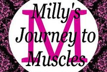 Milly's Journey to Muscles / I've decided to start this to keep track of my progress from getting from where I was to where I am now and I where I plan on moving forward to. I lost 30 kilos and I am not about to go back. So follow me on my journey as I gear myself towards becoming a fitter, healthier and happier me!  I would really love to help out other people who are interested in making the change so feel free to fire any questions at me!