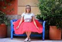 Tulle Skirt - #MFW