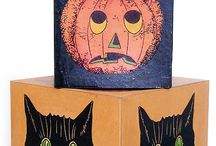 Autumn & Halloween  / by Chris Szabo