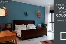 MARVEL REALTORS -  DECOR TIPS / All about Home or apartments decoration, how you can transform your interior into super luxurious decoration. Be updated with our home decor tips.