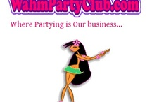 Wahm Party Club / Enjoy Online Shopping Parties with Moms in a live chat room atmosphere