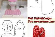 Diseños juegos de baño