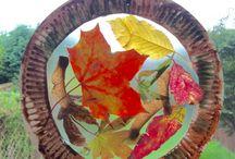 autumn/fall crafts