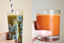 Juicing and Smoothies / by Lauren Timmins