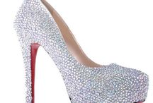 Evening party woman shoes