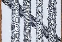 Zentangle / Drawing