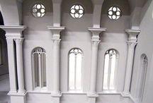 San Pietro di Bernardo Rossellino al tempo di Papa Niccolò V, scala 1:200