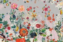 Wallpaper / by Vincent Ford Design